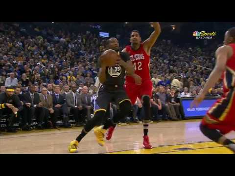 New Orleans Pelicans at Golden State Warriors - April 8, 2017