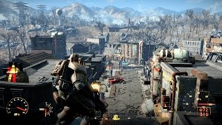 Fallout 4 Gameplay (PC) - 1080p GeForce GT 650M