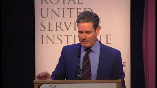 Keir Starmer on the Implications of Brexit