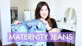 Maternity Jeans 101