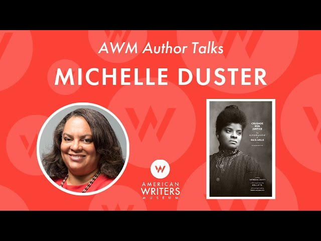 Michelle Duster, the great-granddaughter of Ida B. Wells, discusses her ancestor's lasting legacy.