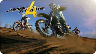 Trial xtreme 4 Трасса 11-15