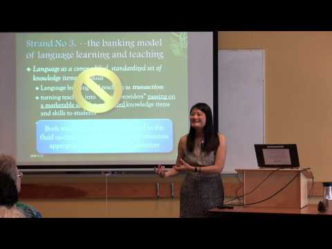Angel M.Y.Lin - Towards Paradigmatic Change in TESOL Methodologies: Building.......