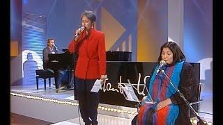 Konstantin Wecker mit Joan Baez  & Mercedes Sosa -  Renn lieber, renn -  Live 1988