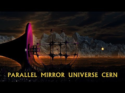 DARK MATTER parallel universe Occult CERN Wormholes Merge AI National Geographic Year million
