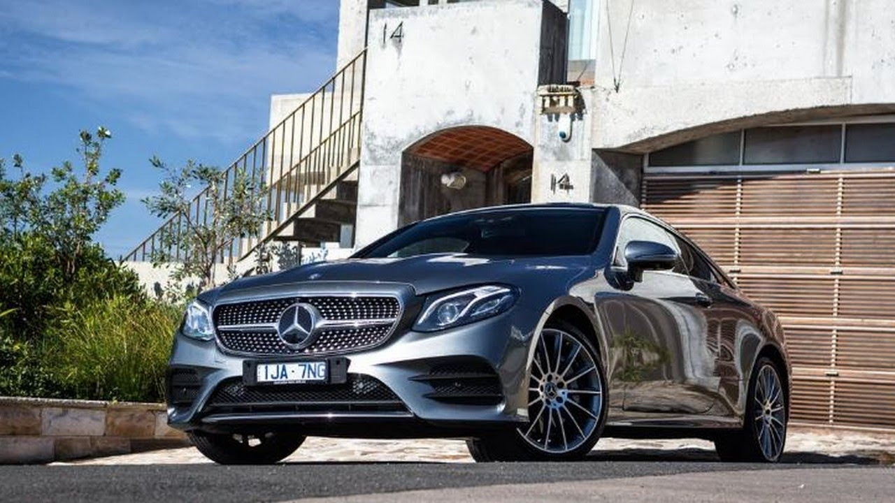 2018 Mercedes Benz E400 4matic Review