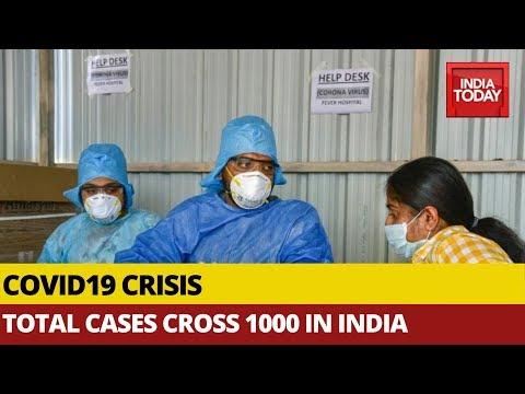 Covid19 Crisis: Total Cases Crosses 1000 ; Fresh Casualties In Kashmir, Gujarat & Maharashtra