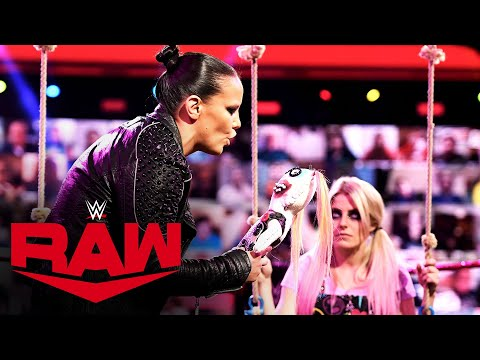 """Shayna Baszler attempts to destroy Lilly on """"Alexa's Playground"""": Raw, June 7, 2021"""