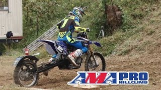 2018 AMA Pro Hillclimb Series-Freemansburg 2 Round 9 Highlights