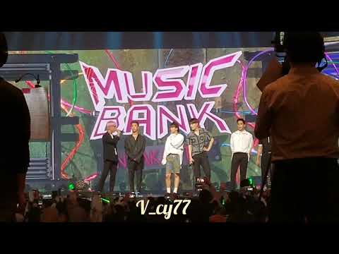MUSIC BANK 2017 IN JAKARTA [ B. A. P MENT]
