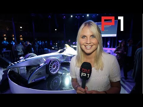Official global Formula E launch in London