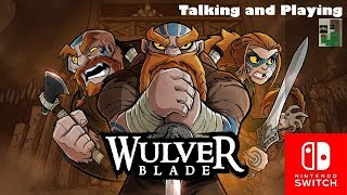 GameEnthus Extra Life 2017: Wulverblade (Switch)
