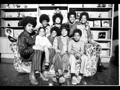 The Jackson's Early Years ~ Garnett Elementary School ~ Michael Jackson' School !