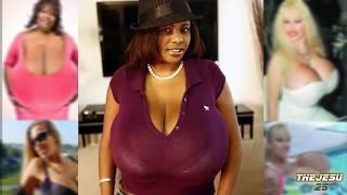 7 Mujeres con los pechos Mas grandes del mundo! Usted no Podra Creer Realmente Existen