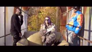 ROBYN FLY - FUCK YO COUCH ft. CAP 1 x SHAWTY LO
