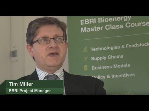 EBRI Bioenergy Master Class Course