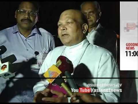 Christian leaders visit Narendra Modi at Calicut