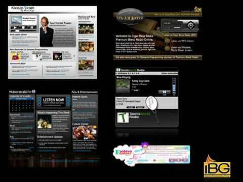 Internet Broadcasting Group (Internet Radio)