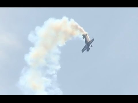 Rob Holland - Freestyle 4 Minutes -  2015 World Aerobatic Championship