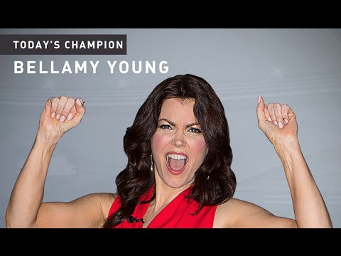 Celebrity Jeopardy! Winners Circle - Bellamy Young
