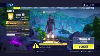 GLITCH FORTNITE:BACK EN LA Isla DEPART