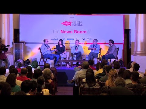 #MediaRumble: How has New Media changed the media dynamics?