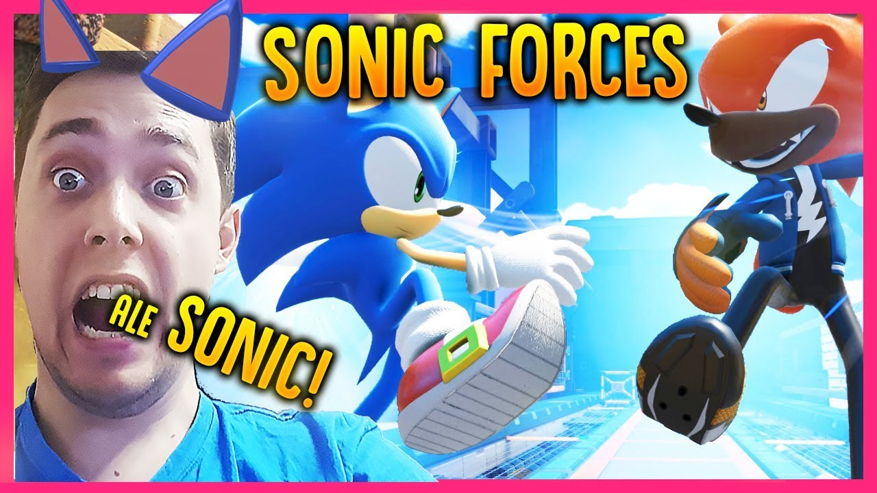 SHADOW TO WRÓG? – Sonic Forces pl Gameplay (Etap 15 16 17 18)