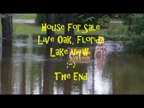 Tropical Storm Debby Hits The Live Oak Town of Florida