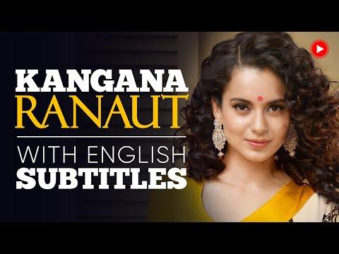 ENGLISH SPEECH | KANGANA RANAUT: The New Face of India (English Subtitles)