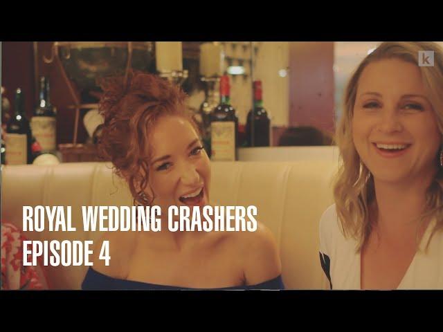 Royal Wedding Crashers Episode 4 –Gordon Ramsay's Basement