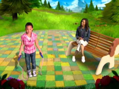 Special Agent Oso: Three Healthy Steps - Disney Junior