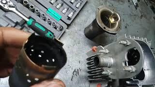 Не запускается Webasto AT2000ST.  Разборка, сборка, ремонт.