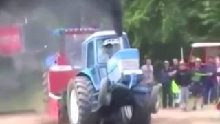 Лучшая нарезка приколов про ...трактора! Смотрите! Не пожалеете!