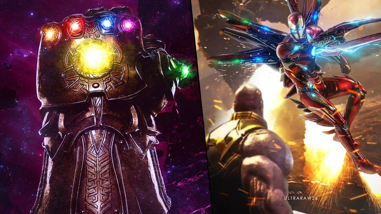 Iron Man Infinity Gauntlet Comic