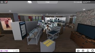 SuperMegaRichKid Roblox Bloxburg NEW Food Update with Commercial Appliances(0.7.5)