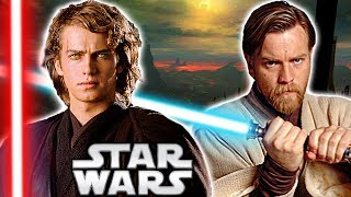 What if ANAKIN Had the HIGH GROUND in Revenge of the Sith? Star Wars Theory