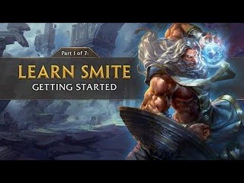 видео: smite tutorial part 1 - Введение (Русская Озвучка)