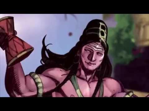 Om Sivoham Rudra Naamam Bajeham----Lord Shiva Rudra Mantra