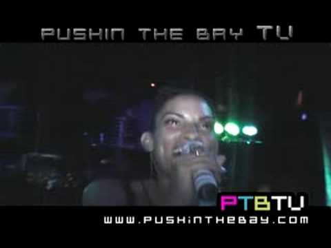 Goapele PTBTV Live! (CLOSER 9-24-08 performance MAC MALL ray luv J-DIGGS emcee t SINGS)