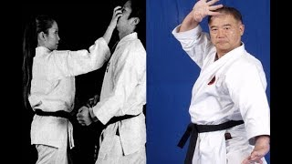 Karate Open Hand Strikes