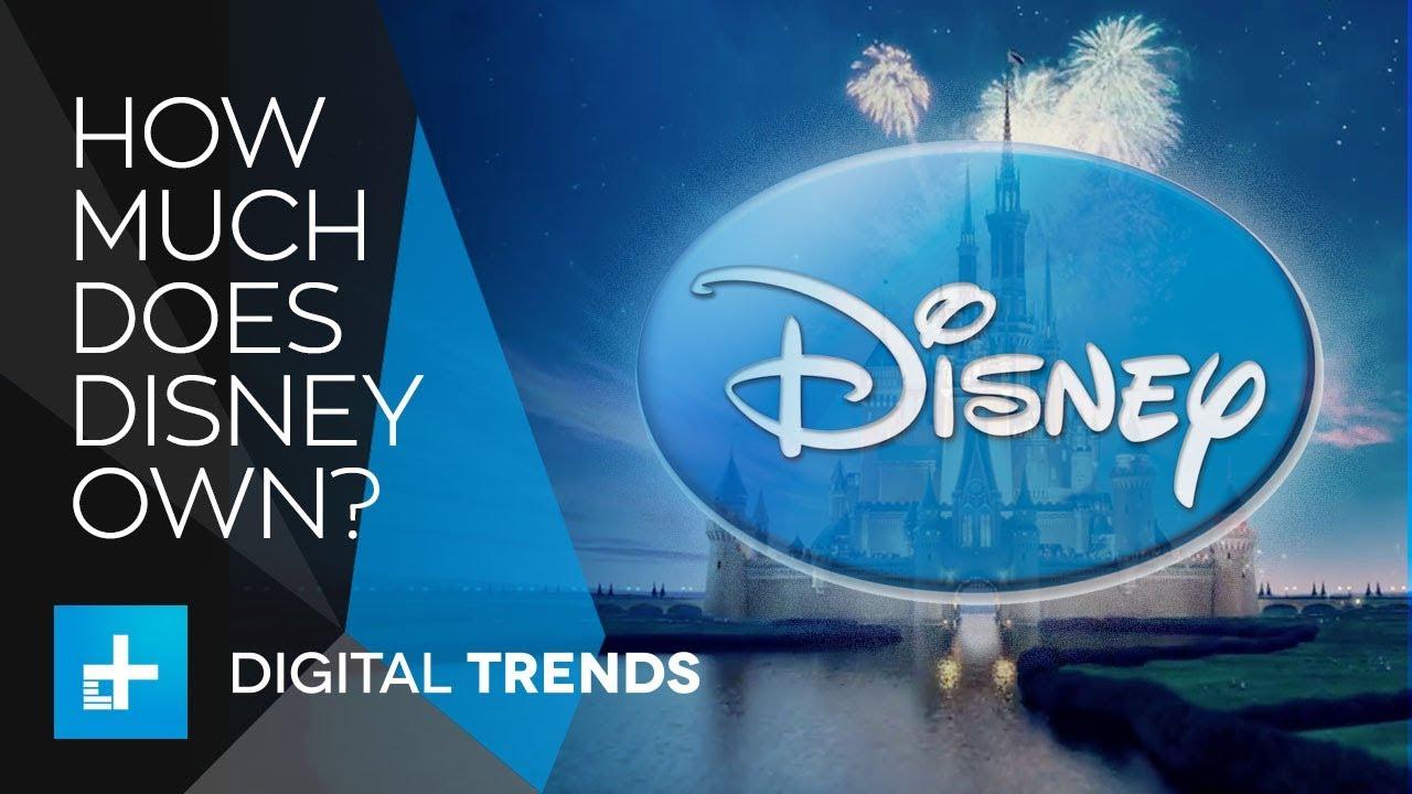 Exactly How Big is Disney?