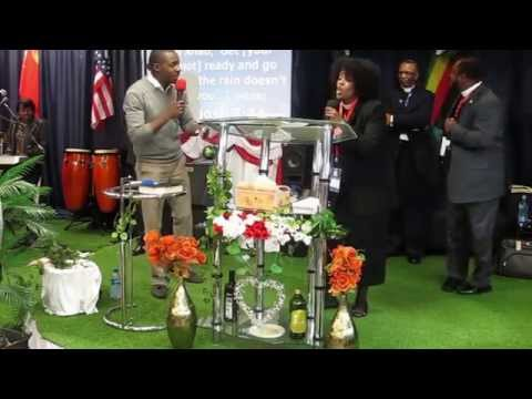 Kingdom Life Conference Cape Town Day three 2