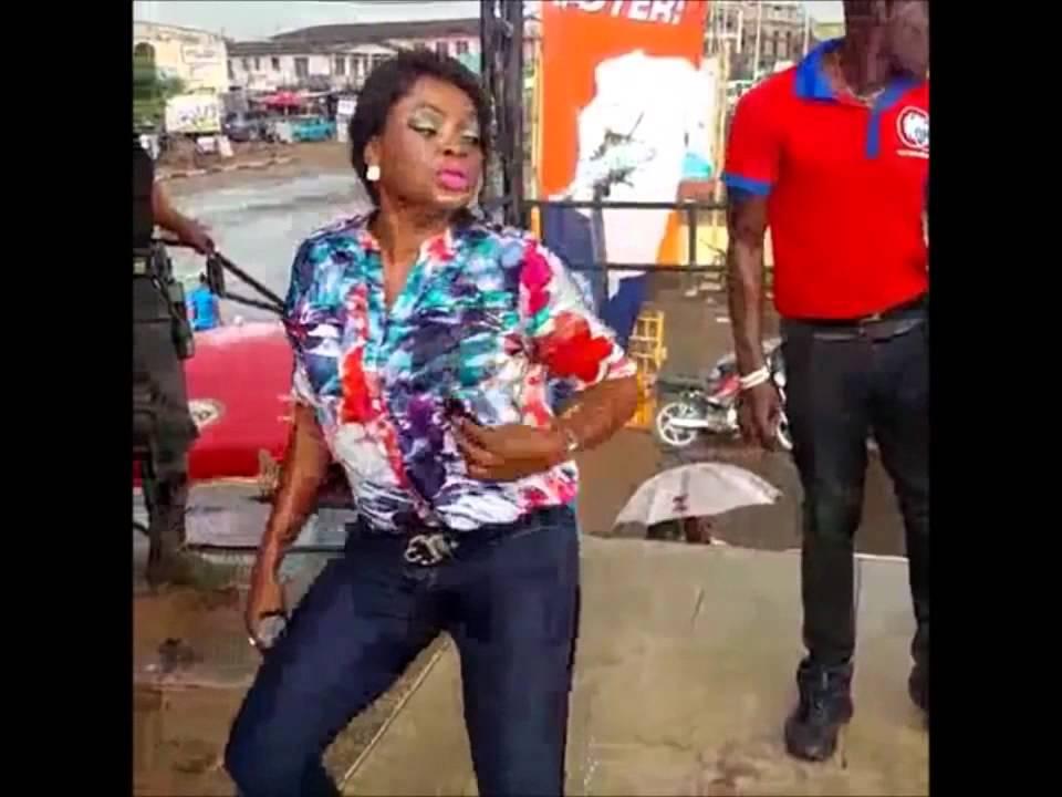 Download Funke Akindele Dances Shoki With Omo Fast Action