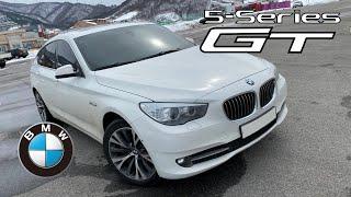 BMW 5시리즈 GT 시승기: 중고 외제차 괜찮을까? …