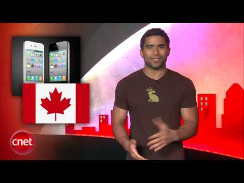 Loaded: Afternoon Edition: IPhone 4 Unlocked...in Canada