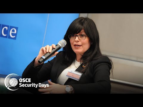 OSCE Security Days: Building Coalitions