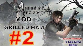 Resident Evil 4 PC 2007 - Mod Grilled Ham #2 - 1080P PRO