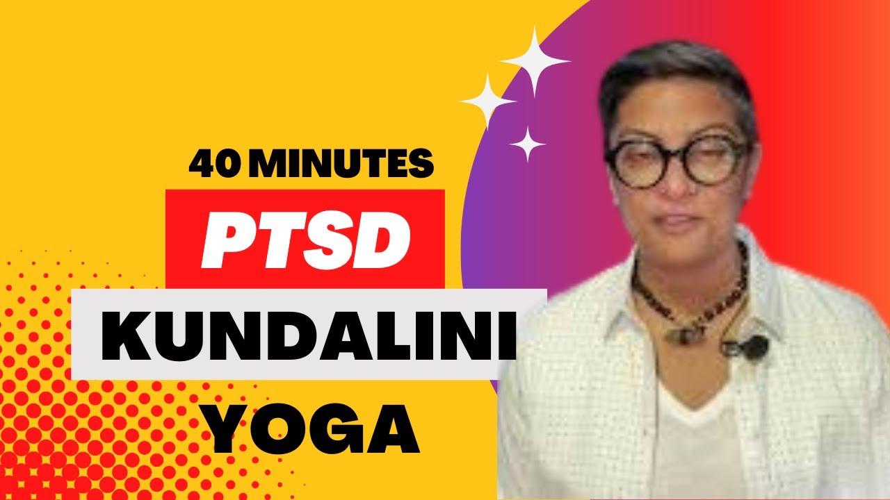 "Download Heal Post Traumatic Stress Disorder (PTSD) | ""Kundalini Yoga & PTSD - Practice"" - Healing Series #1"