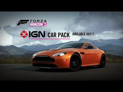 Forza Horizon 2 - Official IGN Car DLC Trailer (2015) HD