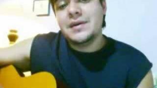 Alex Campos - Tu poeta Cover by Jorge Millan CDO